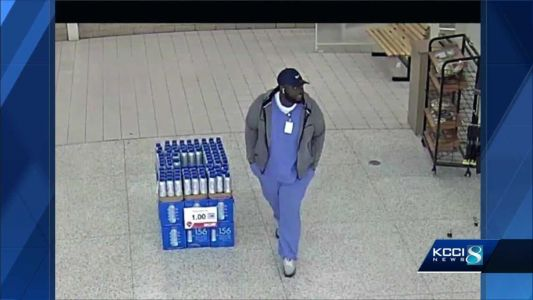 Clive police search for man involved with phone scam in metro