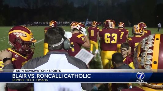 Highlights: Alex Rodgers leads Roncalli Catholic to win over Blair