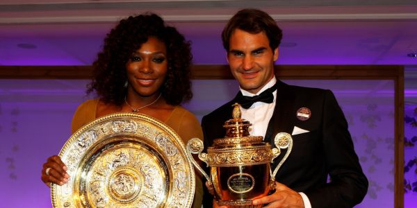 Roger Federer says Serena Williams is the greatest tennis player of all-time