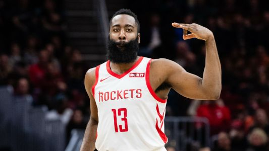 How James Harden's 2018-19 numbers compare to last year's MVP season