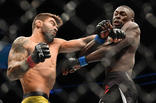 Elizeu Zaleski dos Santos has sights on fellow streaking UFC welterweight Leon Edwards