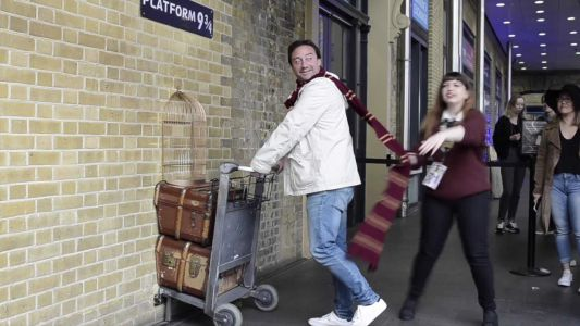 Expelliarmus boredom! JK Rowling launches 'Harry Potter at Home' hub for kids in lockdown