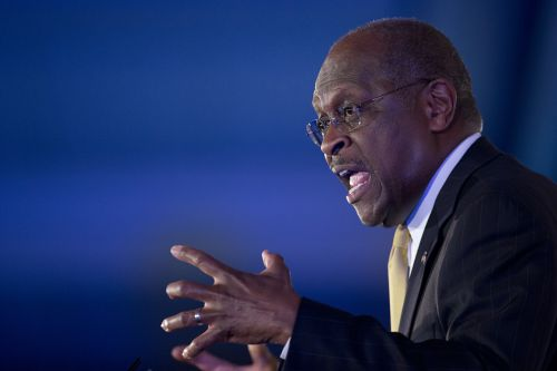 Trump surrogate Herman Cain hospitalized with coronavirus weeks after attending Tulsa rally
