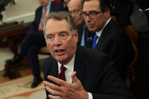 Lighthizer, Mnuchin headed to China next week for more trade talks