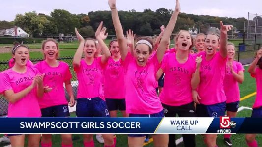 Wake Up Call from Swampscott Girls Soccer