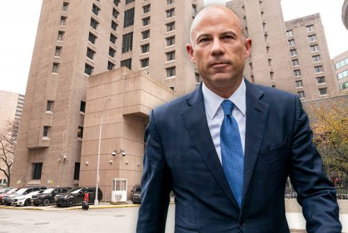 Michael Avenatti moved to different jail after hitting 'breaking point'