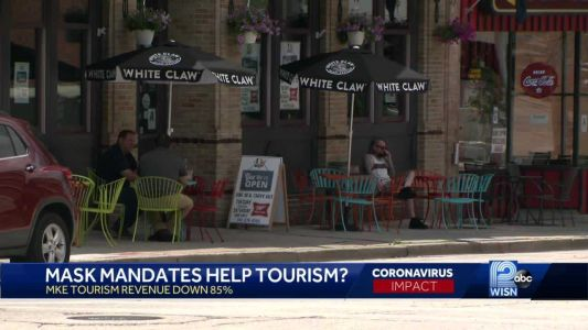 Milwaukee tourism leaders say masks will help rebound tourism industry