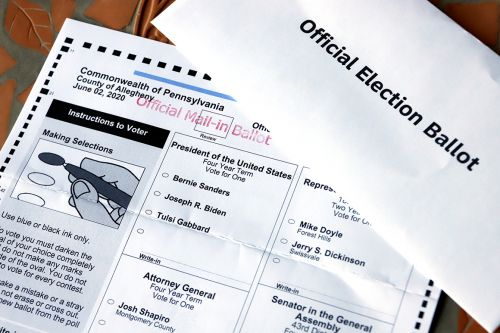 PA county official: DOJ identified discarded ballots as being for Trump