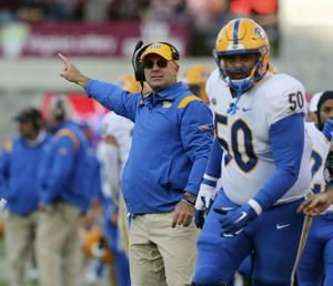 No. 23 Pitt eyeing lengthy stay in polls as Clemson looms