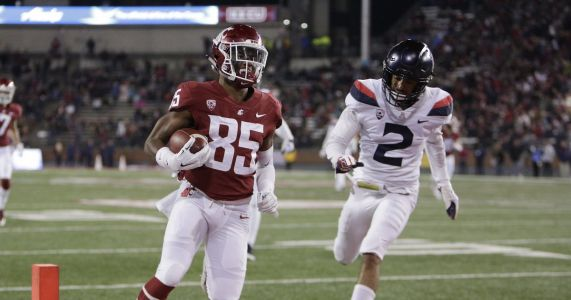Gardner Minshew breaks school record with seven TD passes as Washington State thumps Arizona