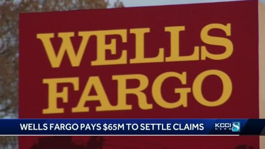 Wells Fargo agrees to $65M settlement over fake statements