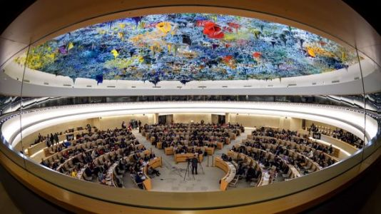 U.S. Announces Its Withdrawal From U.N.'s Human Rights Council