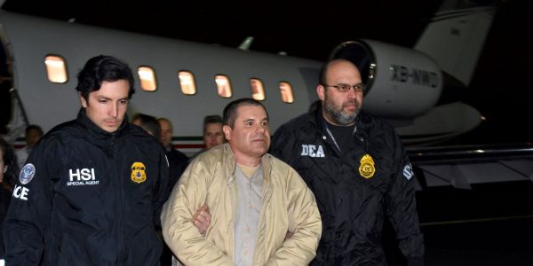 El Chapo's drug smuggling trial begins in New York Tuesday, and everything about it from the security to the jury is unprecedented