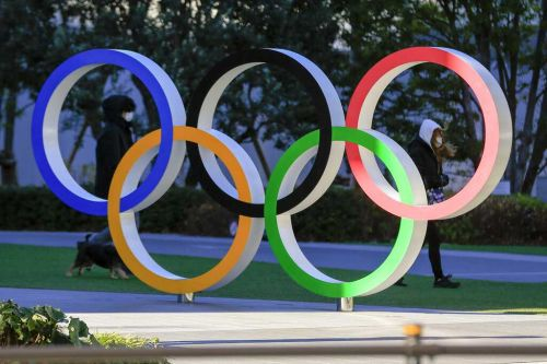 Florida's financial chief suggests relocating Tokyo Olympics to Sunshine State