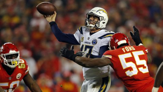 Three takeaways from the Chargers' playoff-clinching win over the Chiefs