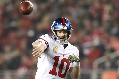 Eli Manning will get chance to start a Giants' winning streak