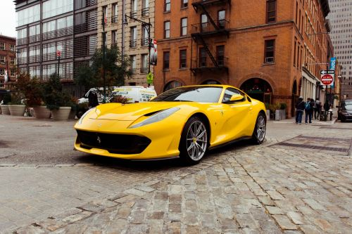 I drove a $474,000 Ferrari 812 Superfast to see if the most powerful Ferrari in the world is worth the price tag - here's the verdict