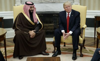 Saudi Prince Reveals 'US Conditions' For Mohamed Bin Salman To Be King