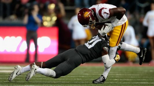 Ex-USC wide receiver Joseph Lewis arrested for second time this year