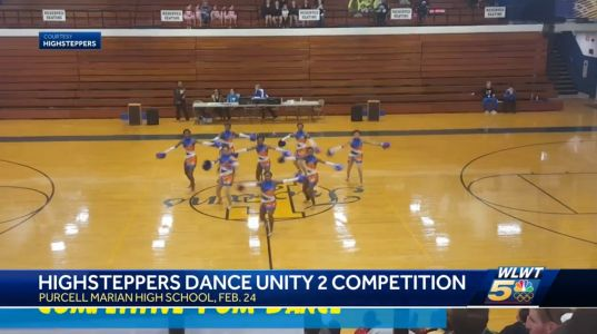 Dancers showcase their skills for unity