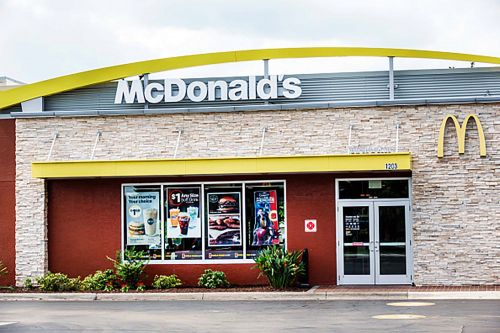 McDonald's sales down 22 percent as coronavirus ends in-store dining