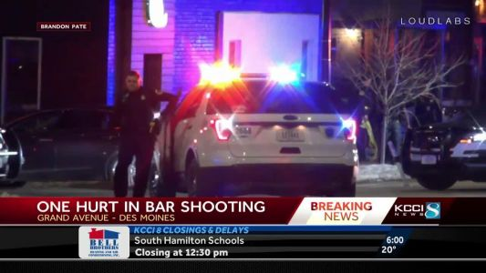 One man is in critical condition in an overnight shooting at an East Village bar
