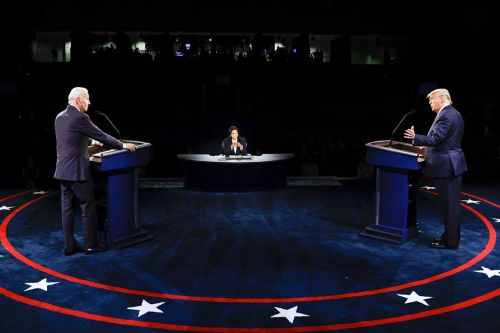 Final debate ratings lag first showdown, 2016 numbers