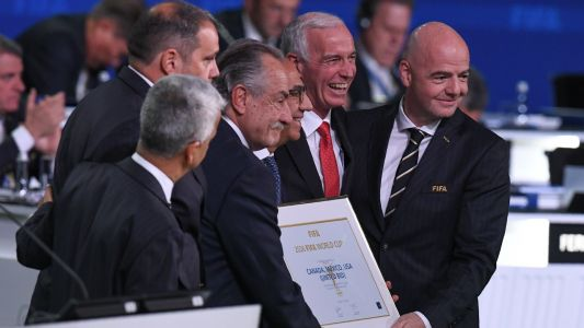 U.S. Soccer gets the win it desperately needed in Russia with 2026 World Cup decision