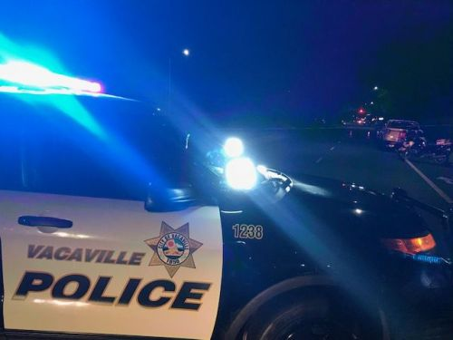 1 killed, 1 injured in vehicle crash in Vacaville, police say