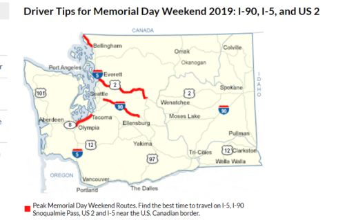 Memorial Day weekend travel: A survival guide
