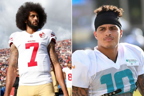 Anthem kneeler says NFL must come clean on Kaepernick