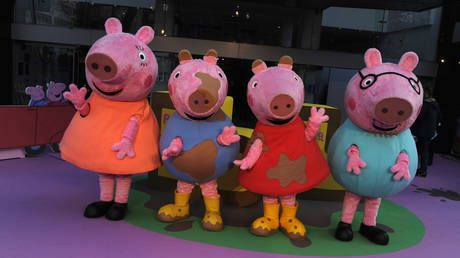 Major toy maker Hasbro to buy out 'Peppa Pig' owner eOne for $4 billion