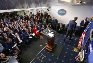 Today's top pics: Obama's final news conference and more