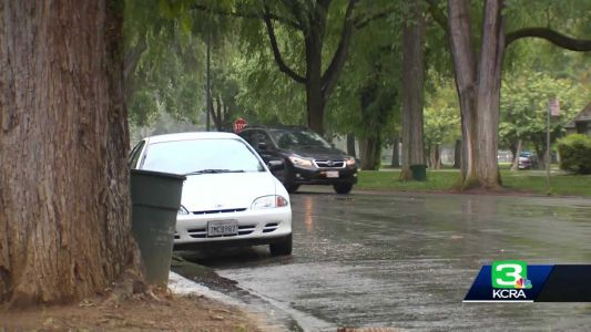 Rain washes away scheduled events in Sacramento
