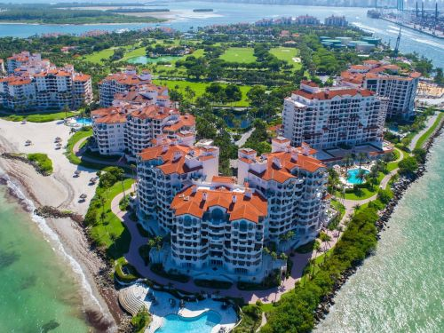 Tour the richest zip code in America - the mysterious members-only island in Florida where millionaires pay $250,000 just to participate