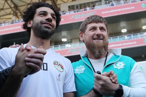 Russia's Muslim Strongman Is Winning the World Cup