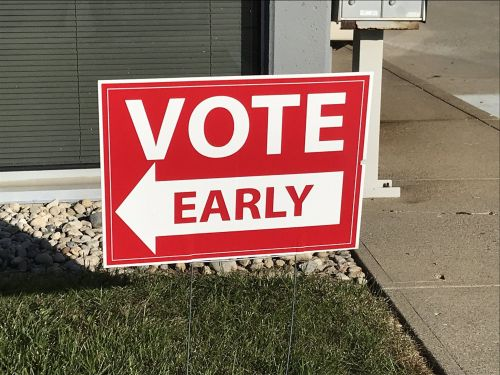 More Hamilton County voters cast early ballots