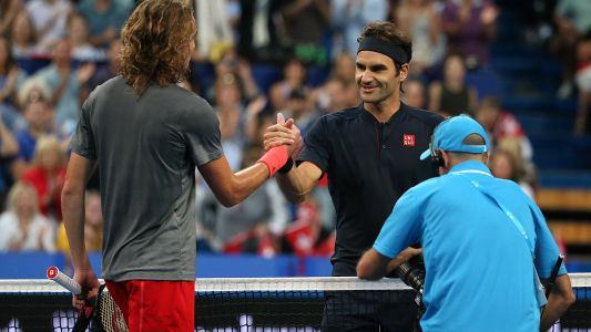Australian Open 2019: Roger Federer expects 'athletic' and 'attacking' Stefanos Tsitsipas clash