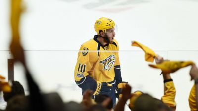 NHL playoffs 2017: Colton Sissons plays hero as Predators party on into first-ever Cup Final