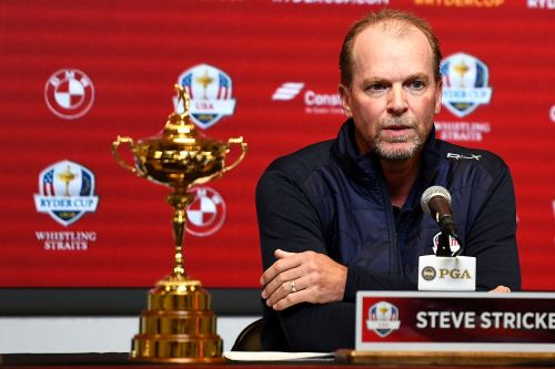 Steve Stricker is best one to save Americans from another Ryder Cup implosion