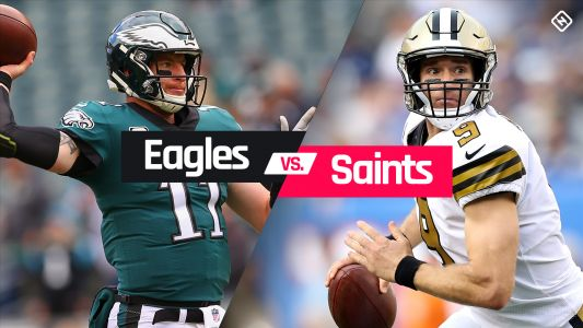 Eagles vs. Saints: Score, live updates from Week 11 game in New Orleans
