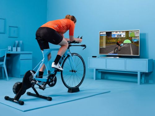 Competitive fitness app Zwift raised $450 million from investors including the Amazon Alexa Fund, reportedly valuing it at $1 billion