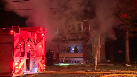 Report: 5 children, ages 1 to 9, die in Ohio house fire