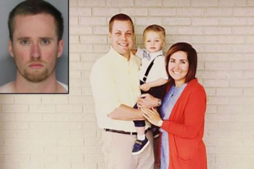 Driver on deranged mission to 'kill meth addicts' mows down mom, toddler