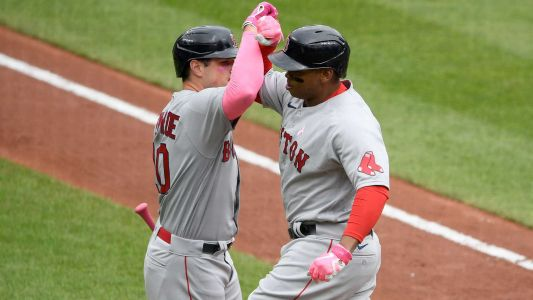 Home runs from Devers, Renfroe lift Red Sox over Orioles