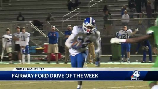 Friday Night Hits Highlights: Drive of the Week
