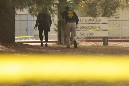 California Gunman Kills 4, Wounds 10 In Shooting Rampage