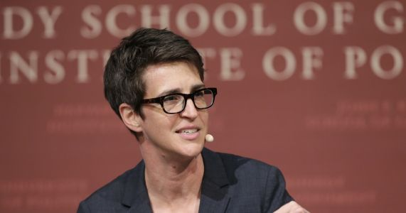 Maddow breaks down reading AP story on 'tender age' shelters