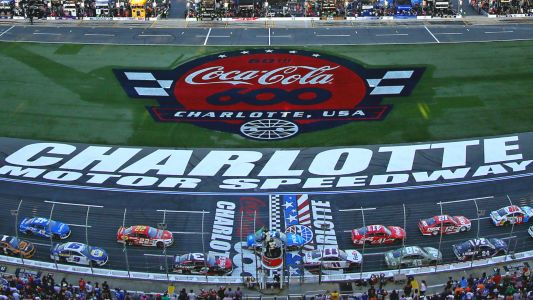 NASCAR at Charlotte live race updates, results, highlights from the Coca-Cola 600