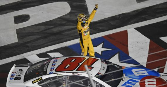 Gibbs: Kyle Busch is simply 'special' on race day